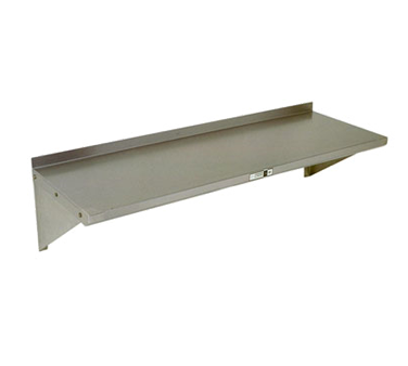John Boos EWS8-1260 shelving, wall mounted