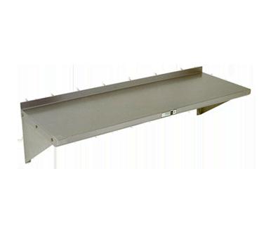 John Boos EWS8-1672 shelving, wall mounted