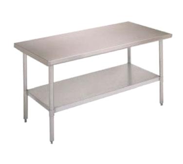 John Boos FBLS7224 work table,  63