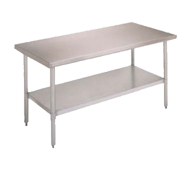 John Boos FBLS7230 work table,  63