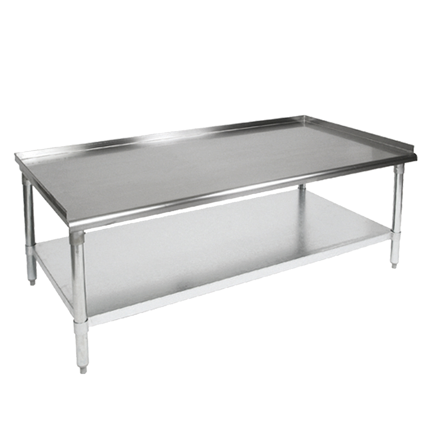 John Boos GS6-2424SSK equipment stand, for countertop cooking