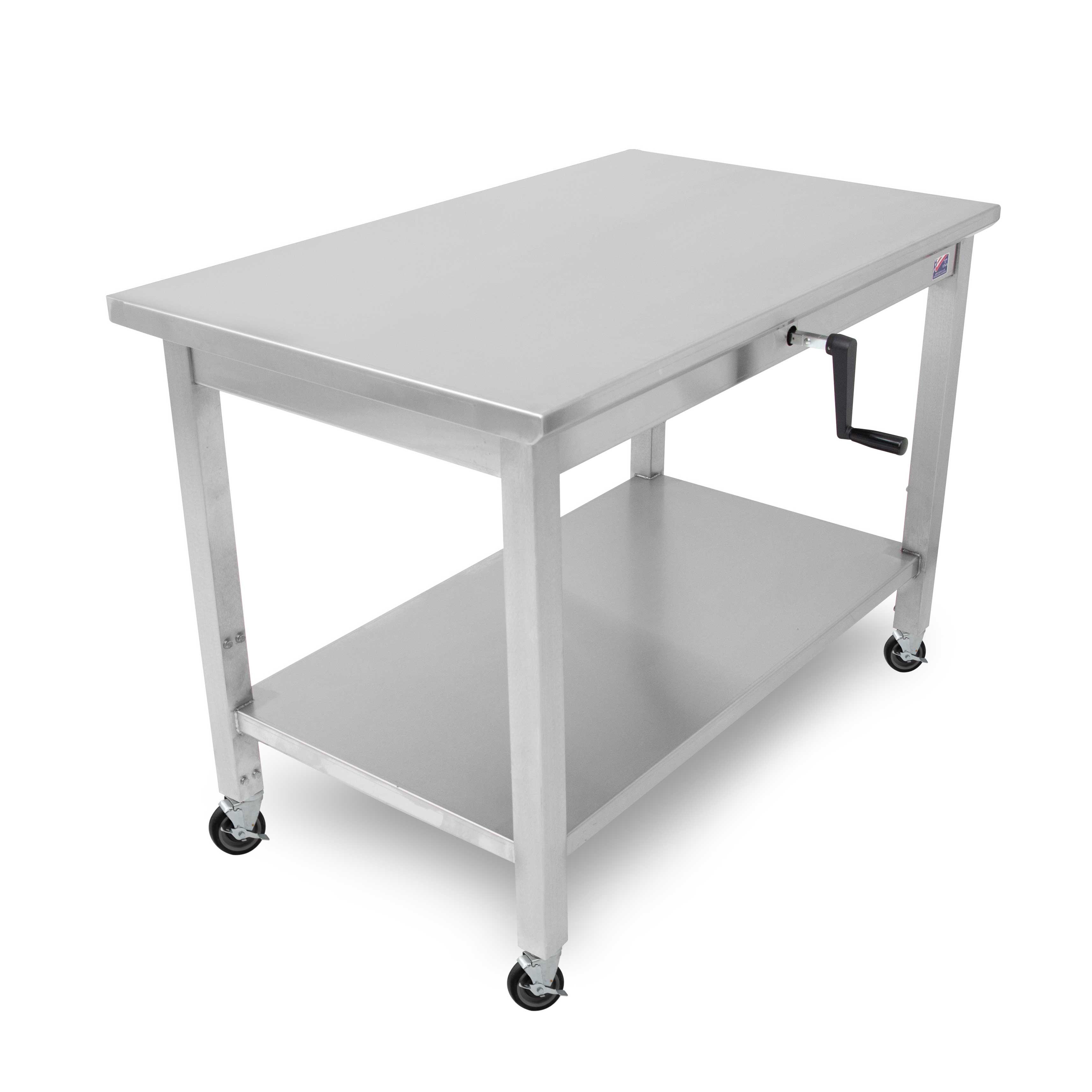 John Boos LT6-3048SSW-C work table,  40