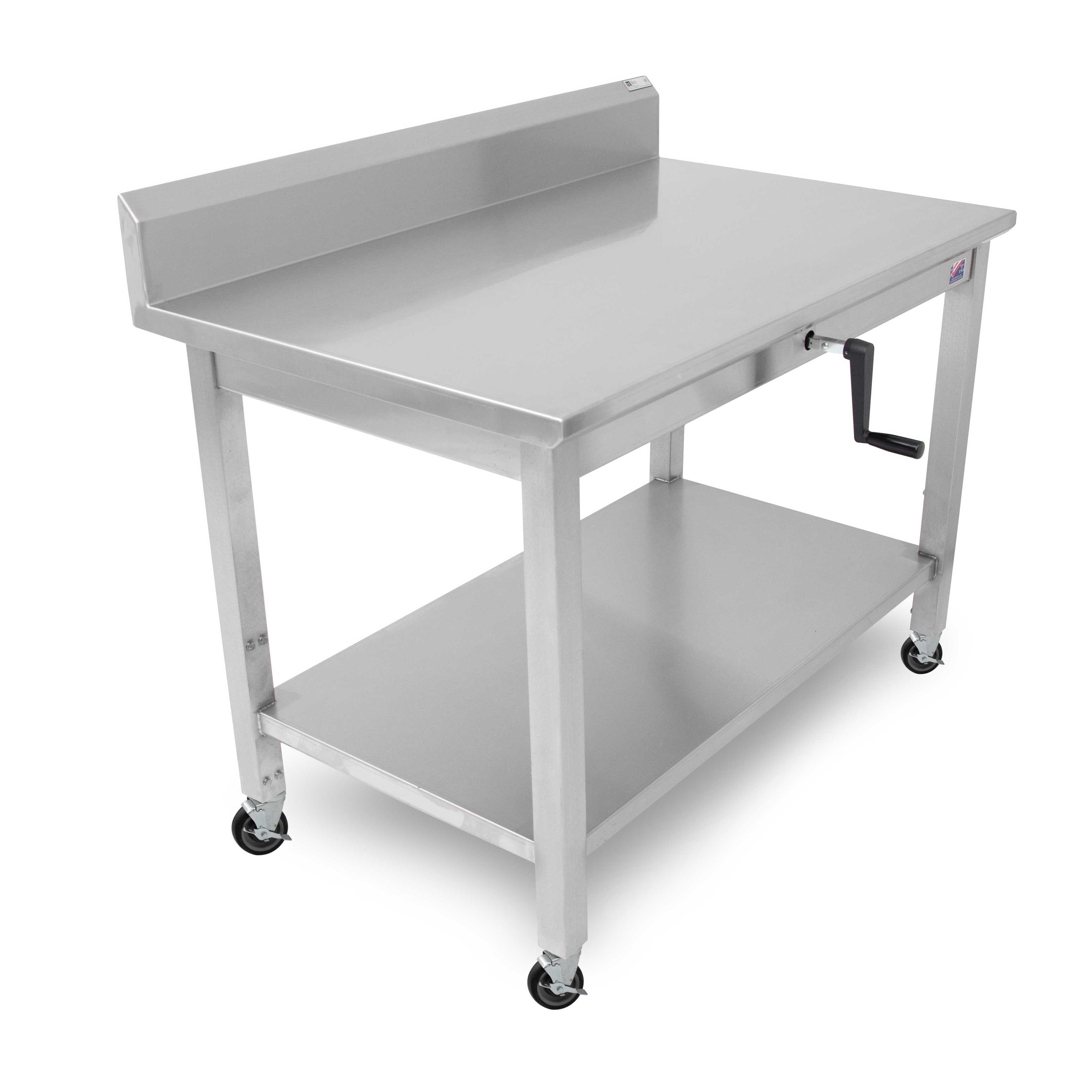 John Boos LT6R5-3072SSW-C work table,  63