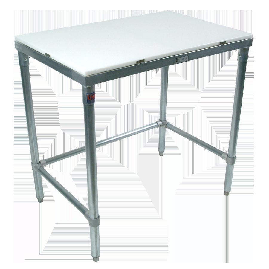 John Boos M020A work table, poly top