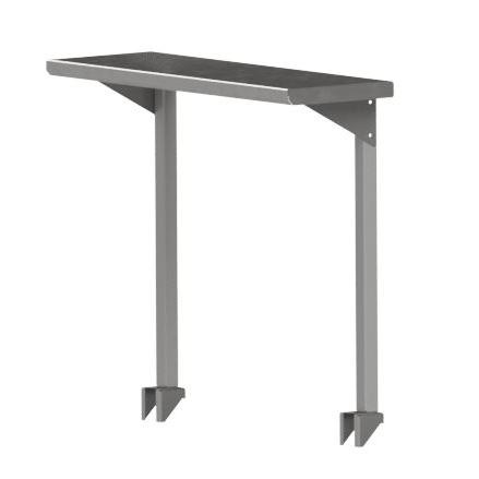 John Boos OSC16FK-1896 overshelf, table-mounted, cantilever type