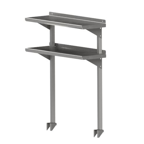 John Boos OSC26RK-12120 overshelf, table-mounted, cantilever type