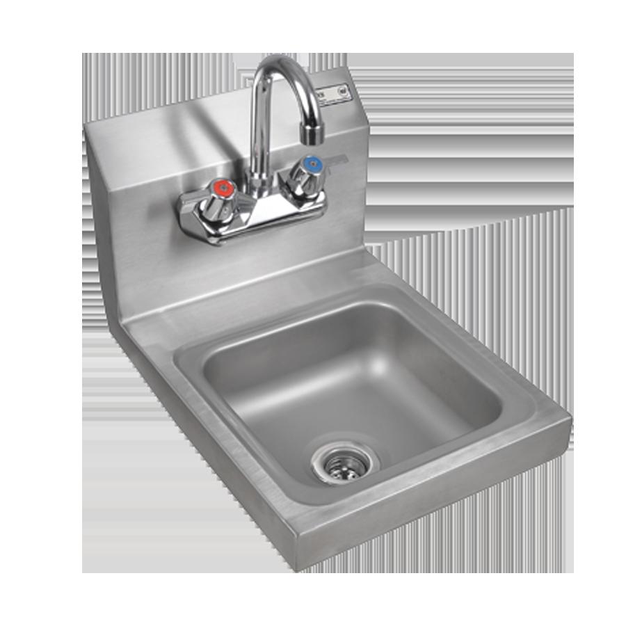 John Boos PBHS-W-0909-P sink, hand