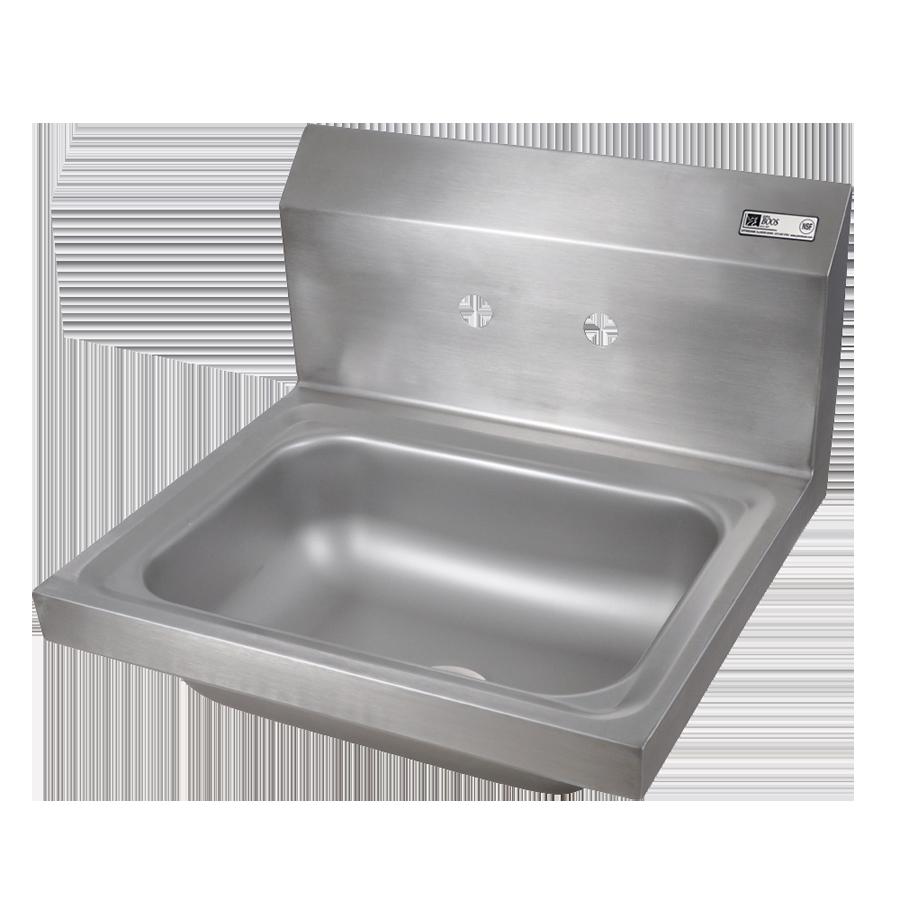 John Boos PBHS-W-1410 sink, hand