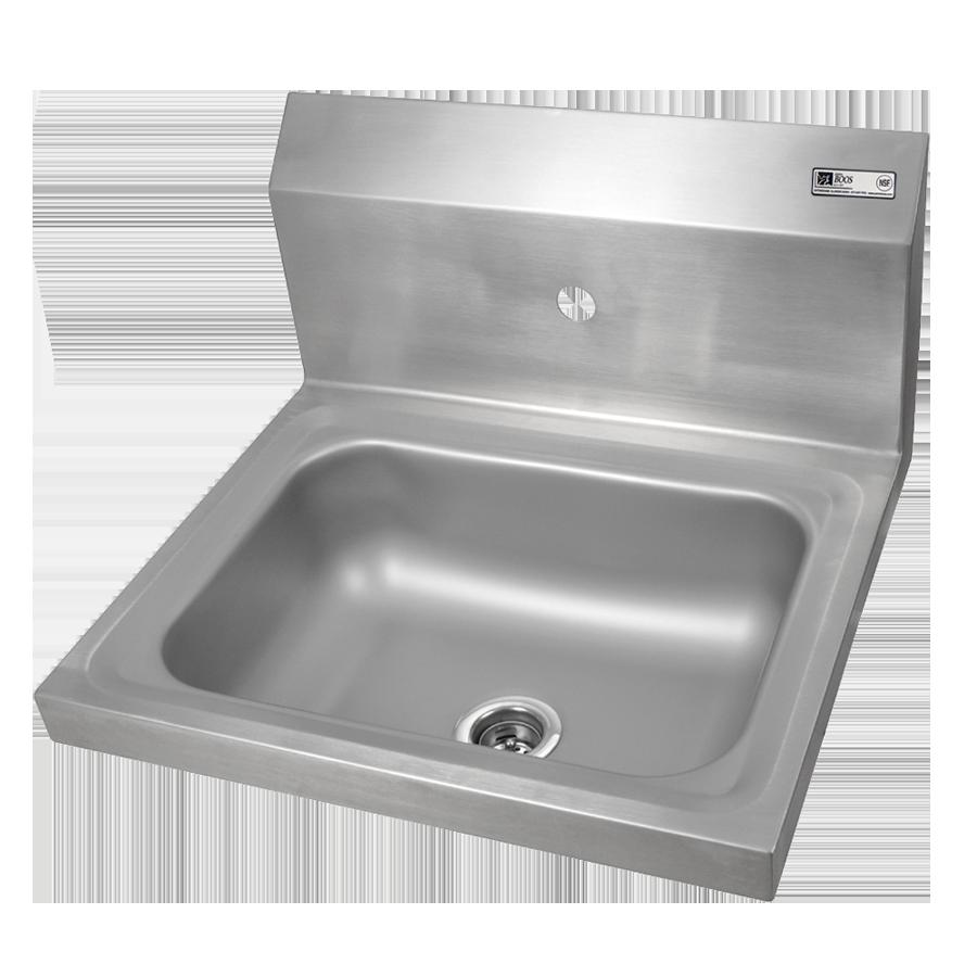 John Boos PBHS-W-1410-4D1 sink, hand