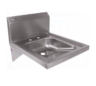 John Boos PBHS-W-1416ADAD sink, hand