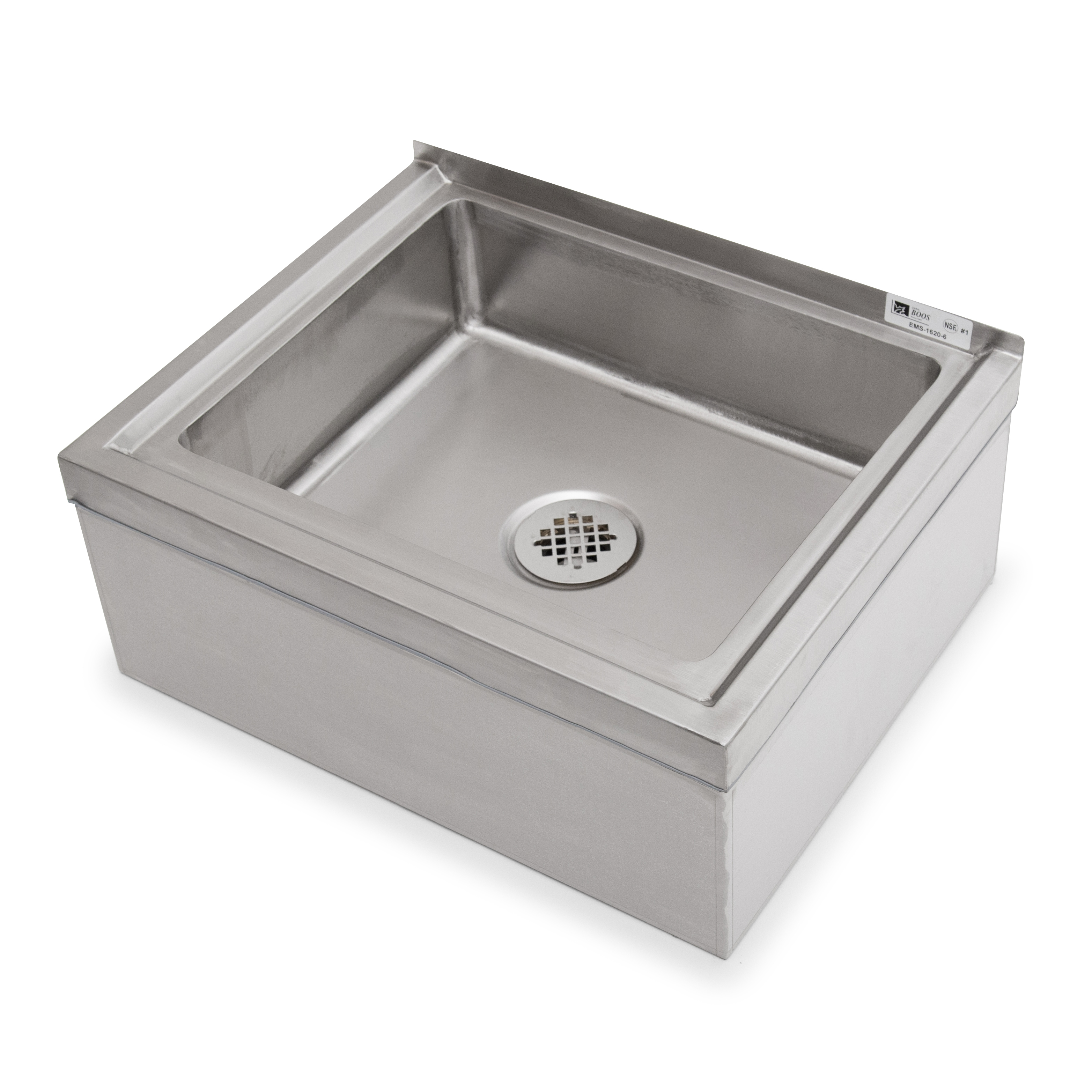 John Boos PBMS2820-6 mop sink