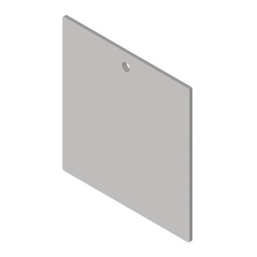 John Boos PB-SCS2028-16/3 sink cover