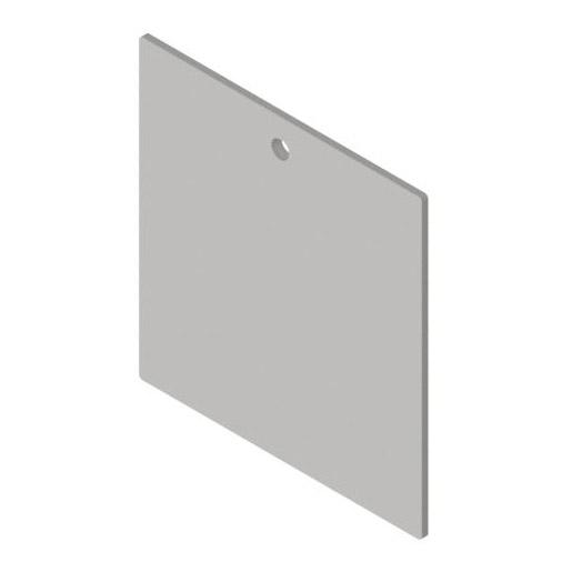 John Boos PB-SCS24-16/3 sink cover