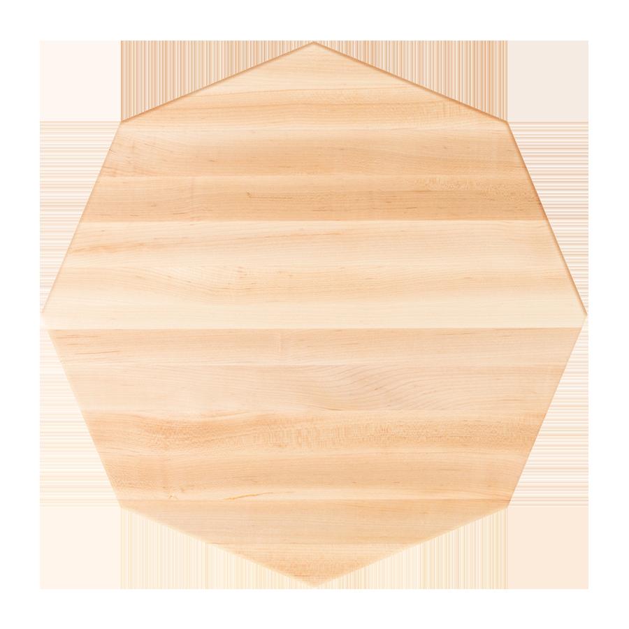 John Boos RTSM-5252-OCT table top, wood
