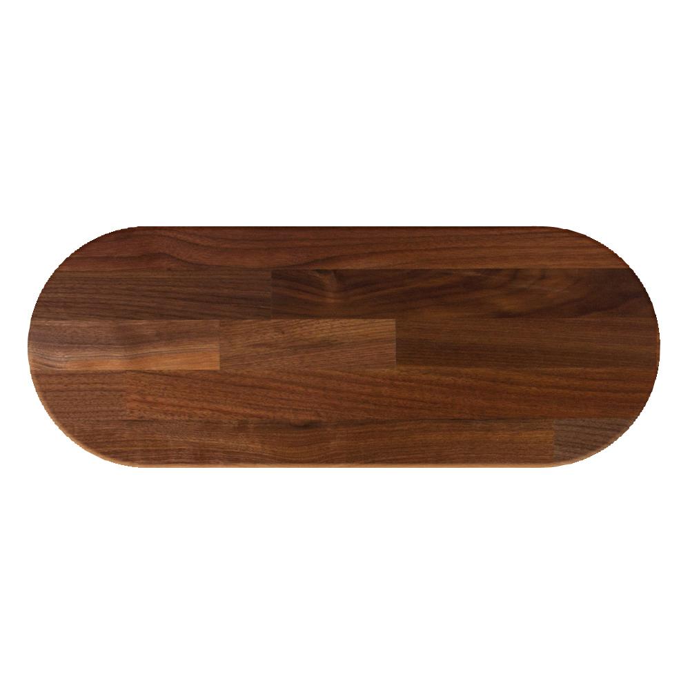John Boos RTW-BL4260-OVL table top, wood