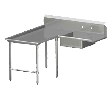 John Boos SDT4-I6072SBK-L dishtable, soiled