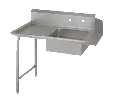 John Boos SDT4-S60SBK-L dishtable, soiled