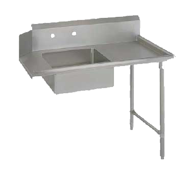 John Boos SDT6-S72SBK-R dishtable, soiled