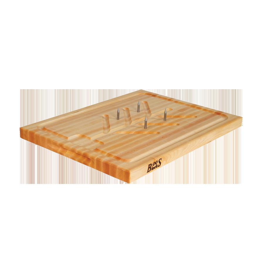 John Boos SLIC cutting board, wood