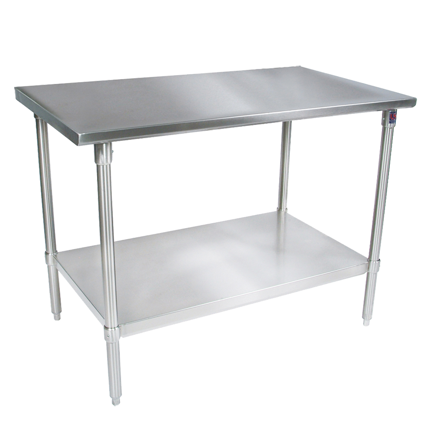 John Boos ST4-3072GSK work table,  63