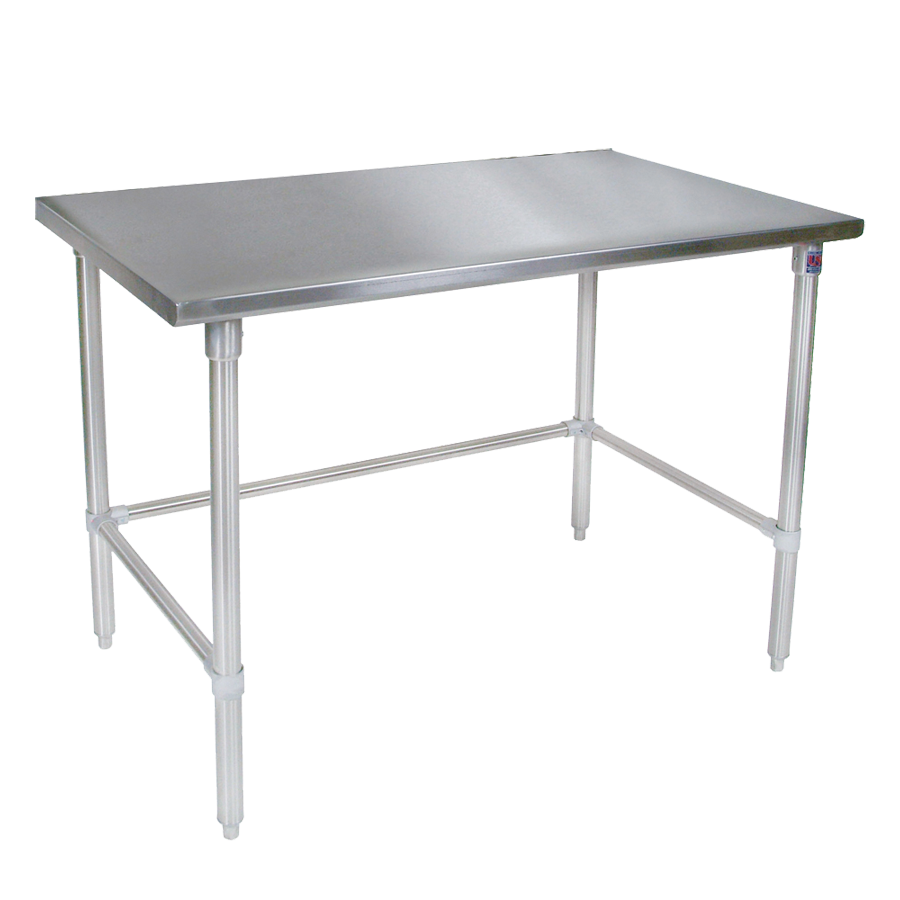 John Boos ST4-3672GBK work table,  63
