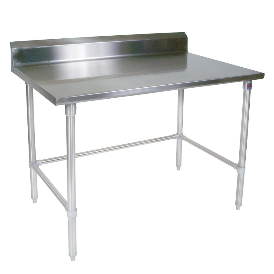 John Boos ST4R5-2448SBK work table,  40