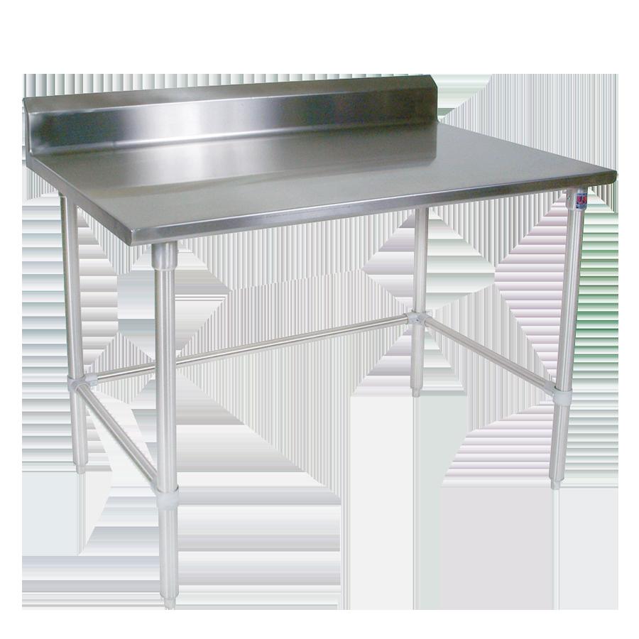 John Boos ST4R5-3030SBK work table,  30