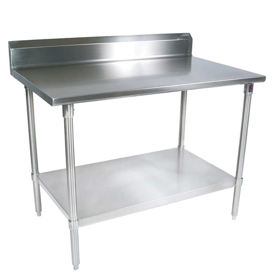 John Boos ST4R5-3672GSK work table,  63