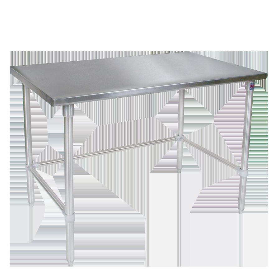 John Boos ST6-2430GBK work table,  30