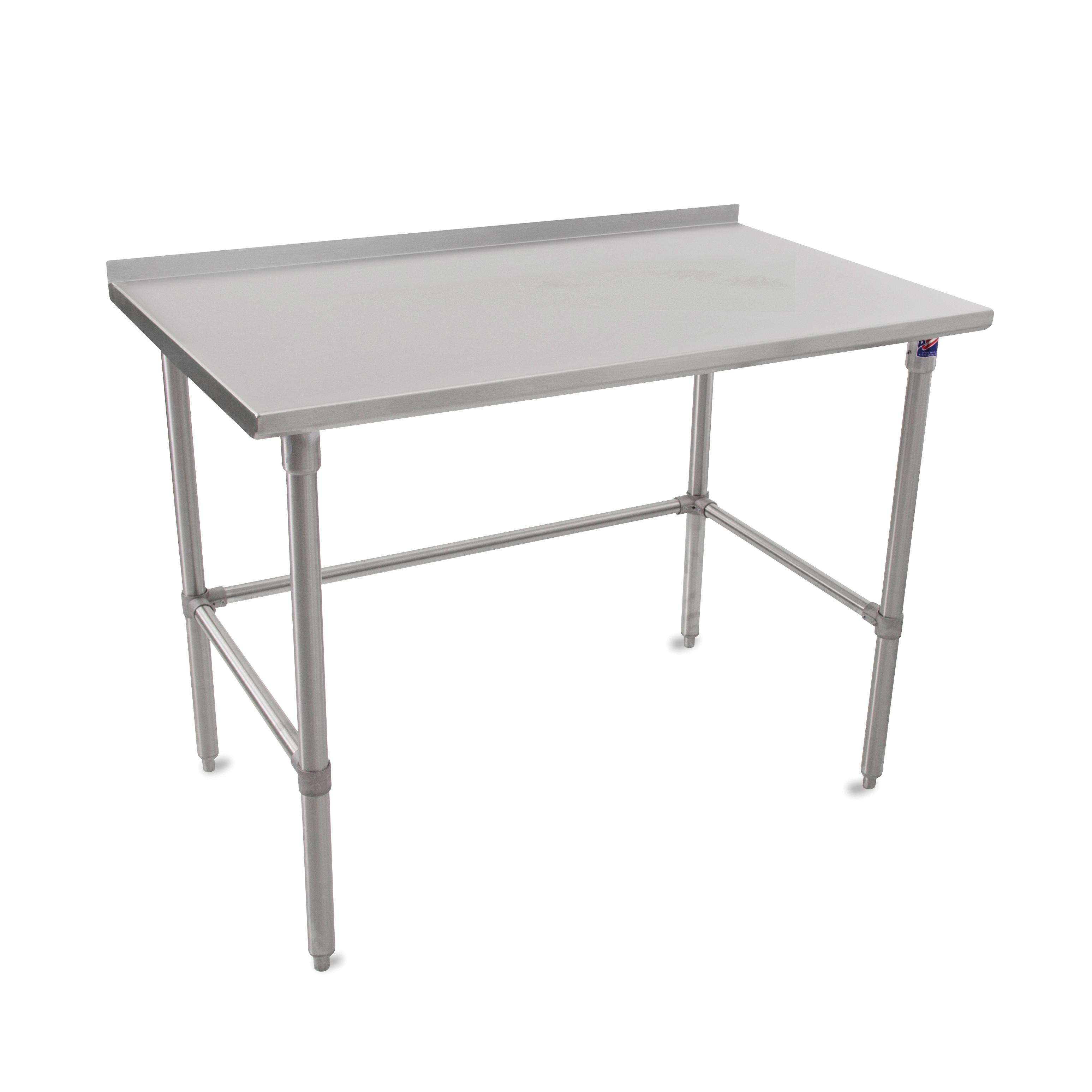 John Boos ST6R1.5-30120SBK work table, 109