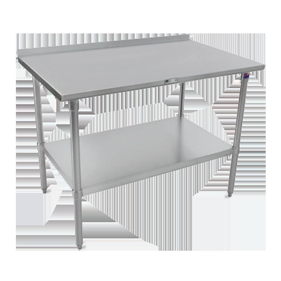 John Boos ST6R1.5-3084SSK work table,  73