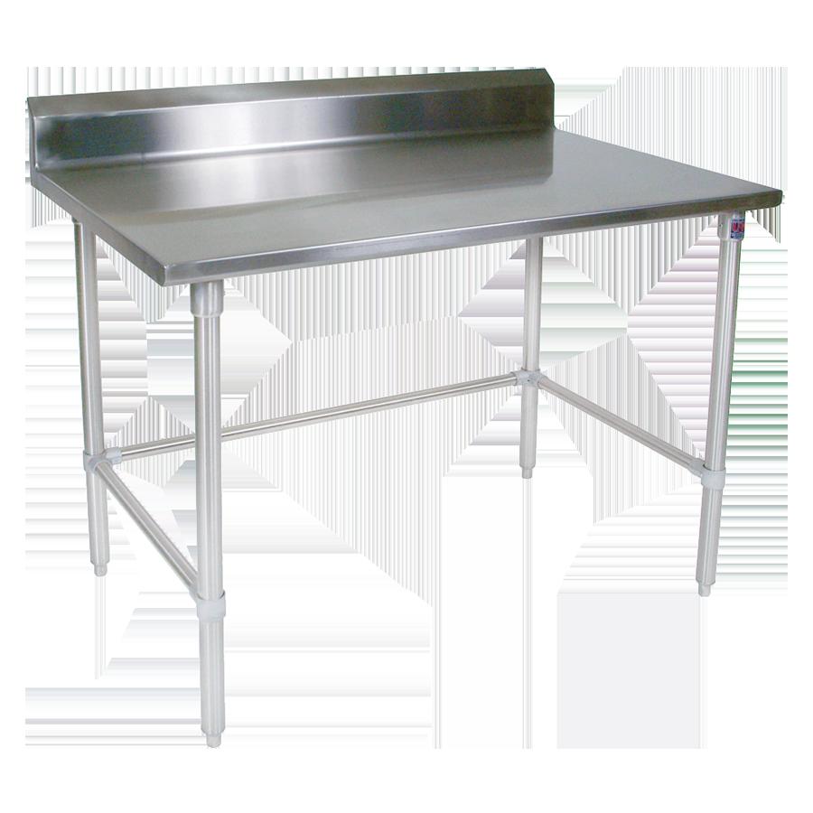 John Boos ST6R5-2424GBK work table,  24