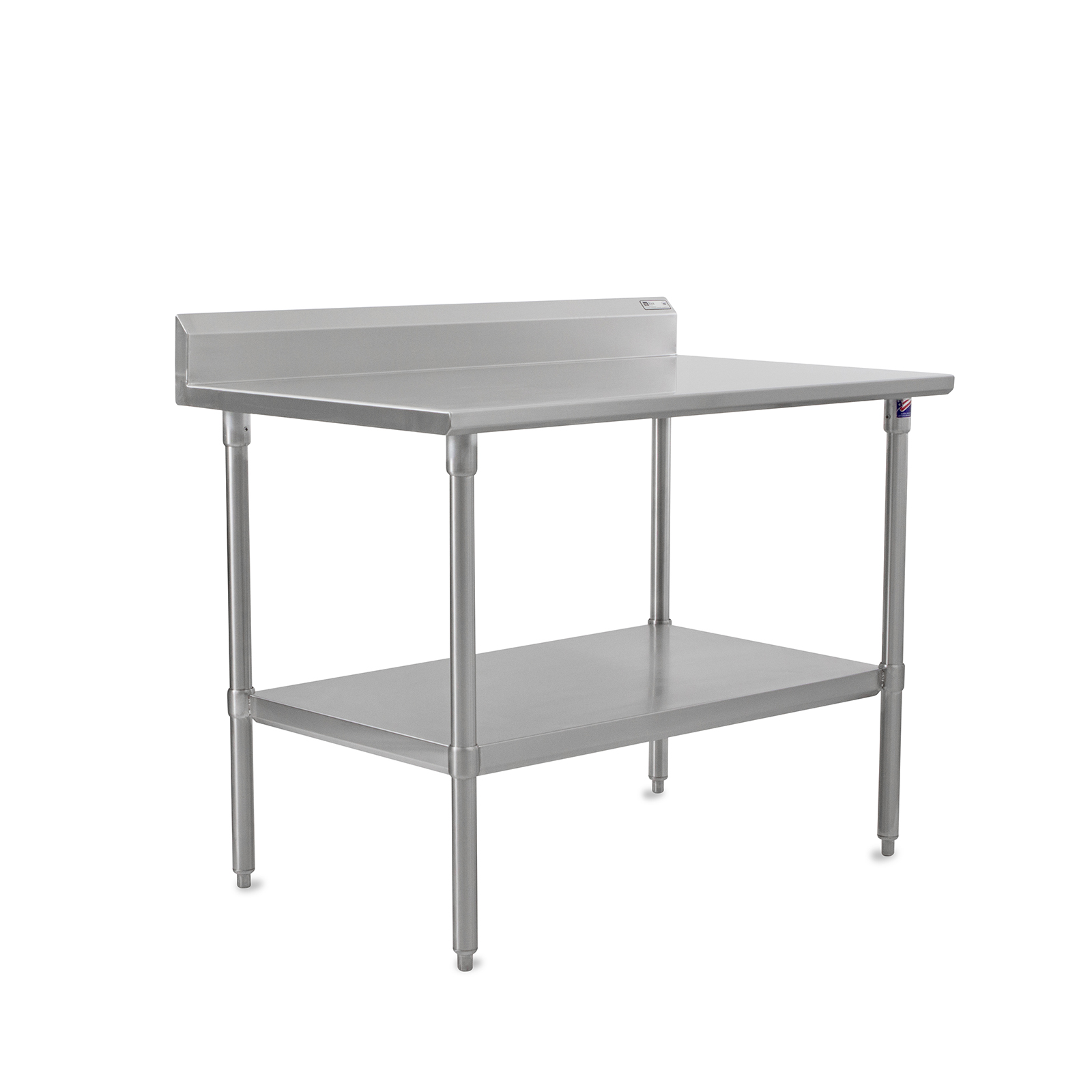 John Boos ST6R5-3048SSK work table,  40