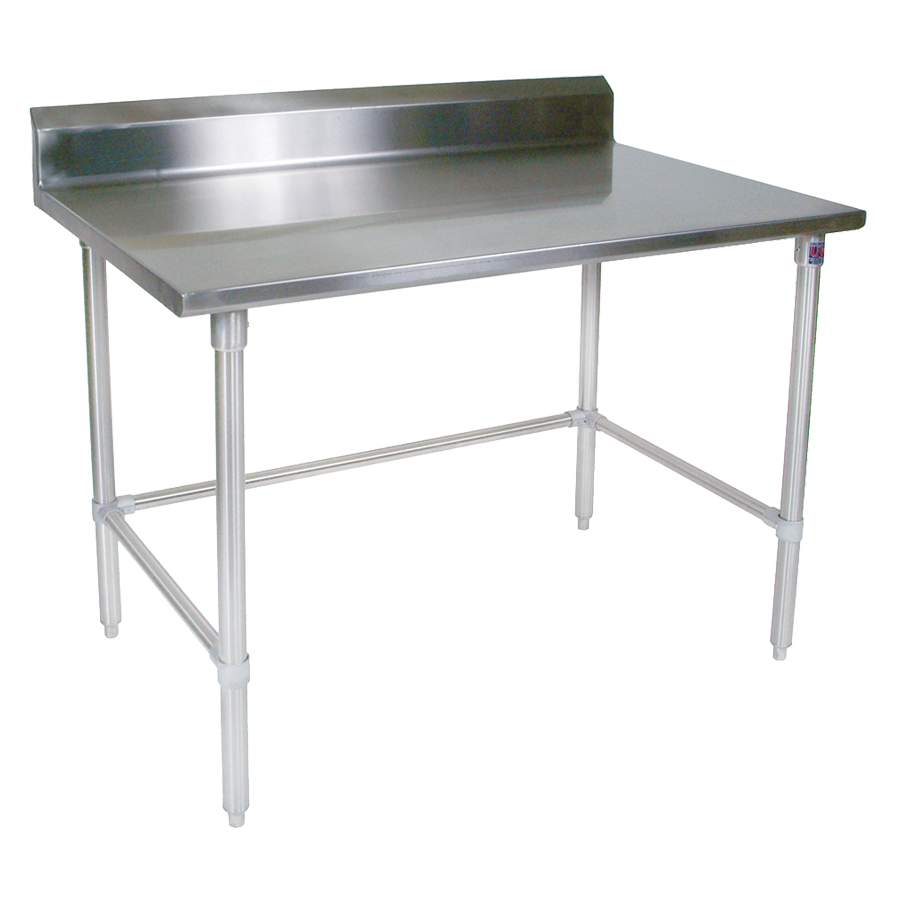 John Boos ST6R5-3672GBK work table,  63