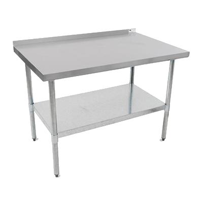 John Boos UFBLS7224 work table,  63