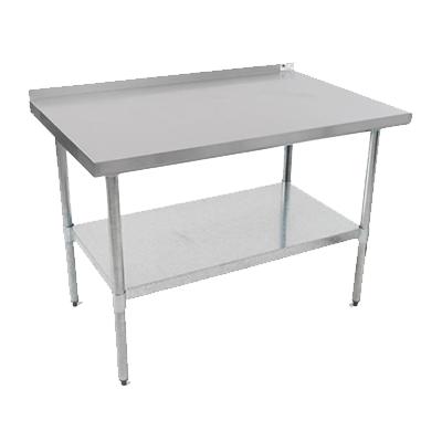 John Boos UFBLS7230 work table,  63