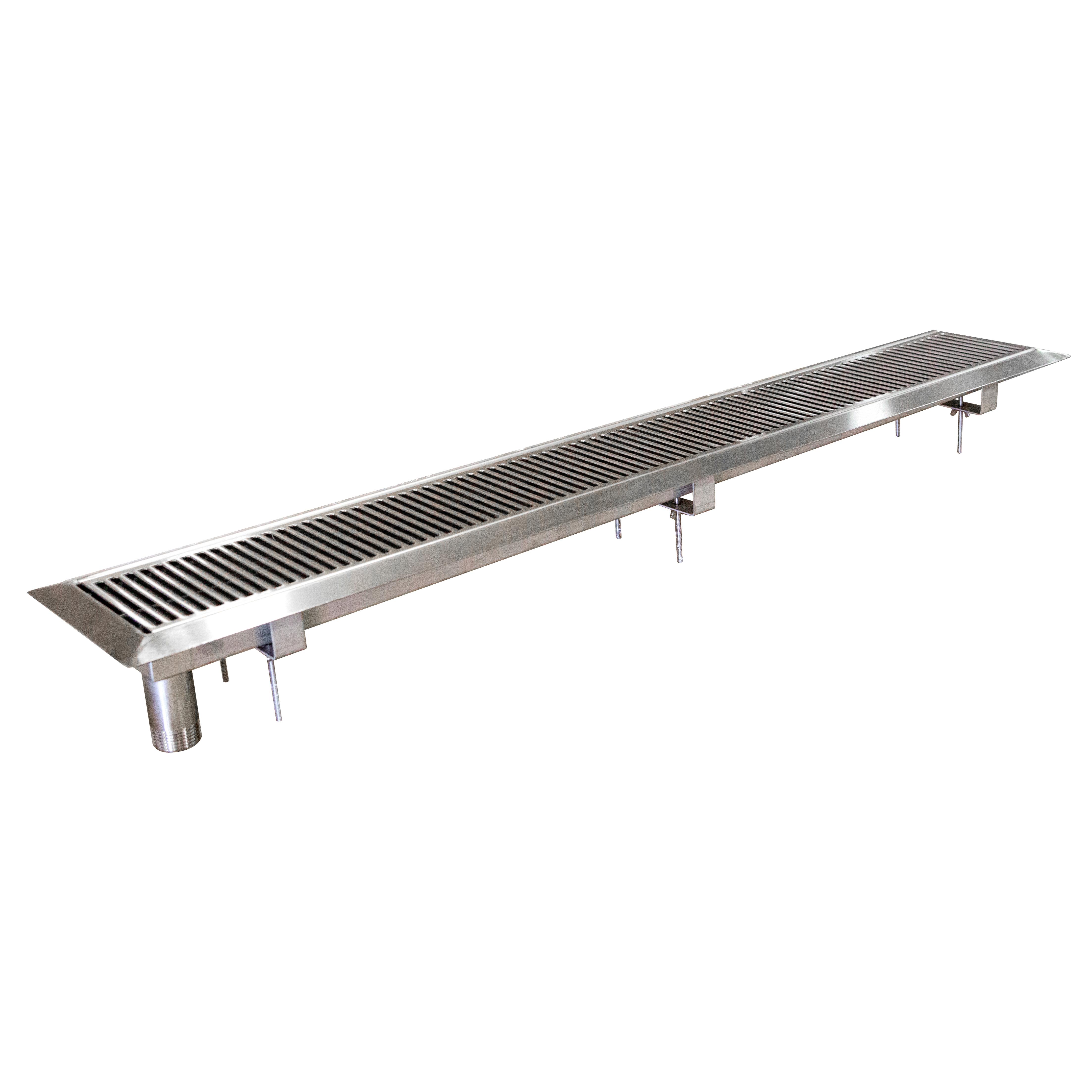 John Boos URN48 drip tray trough, beverage