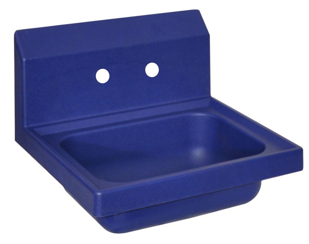 BK Resources APHS-W1410-2B sink, hand