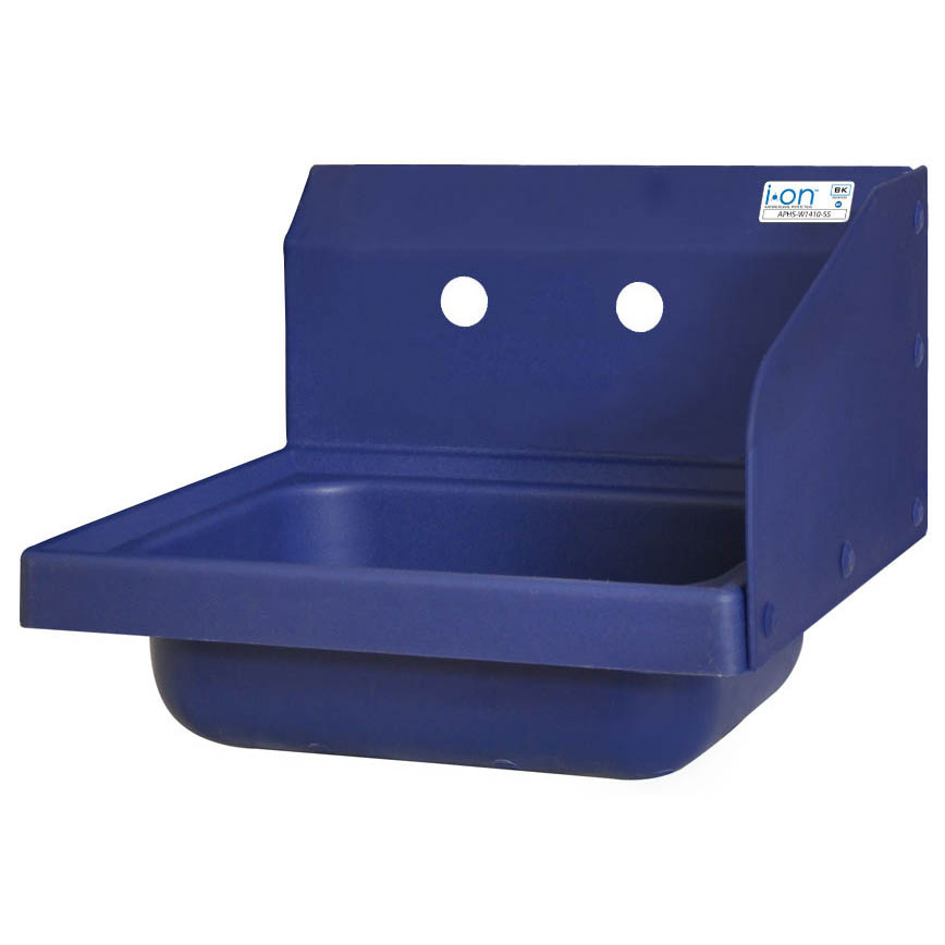 BK Resources APHS-W1410-RSB sink, hand