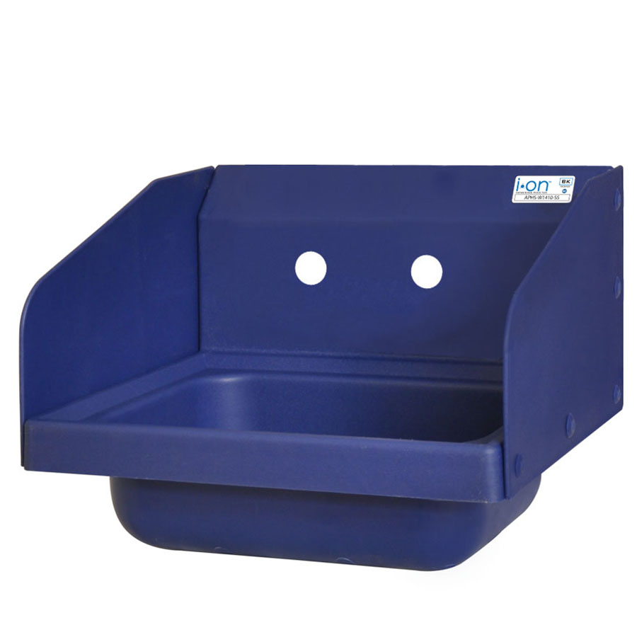 BK Resources APHS-W1410-SSB sink, hand