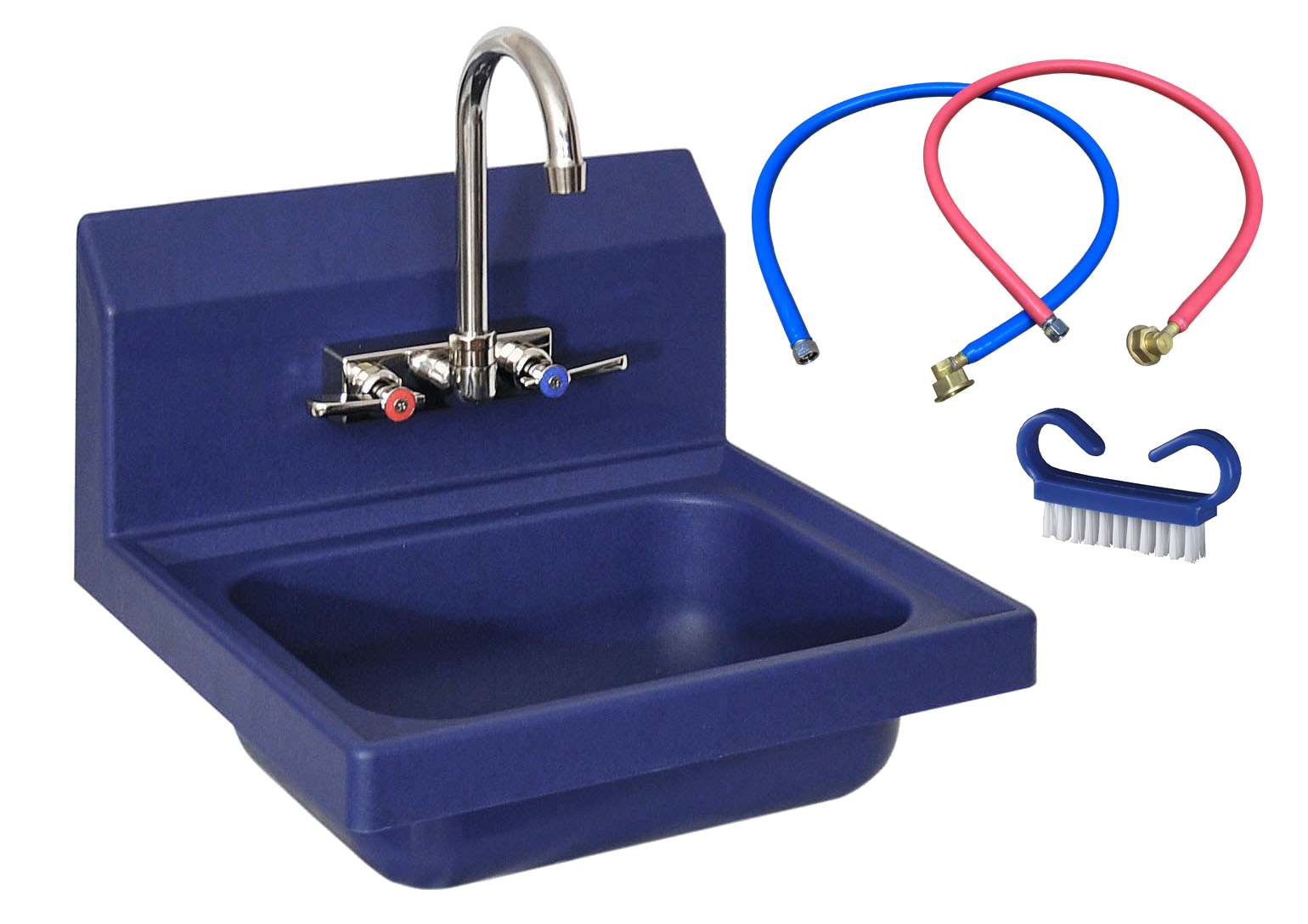 BK Resources APHS-W1410-WBBE sink, hand