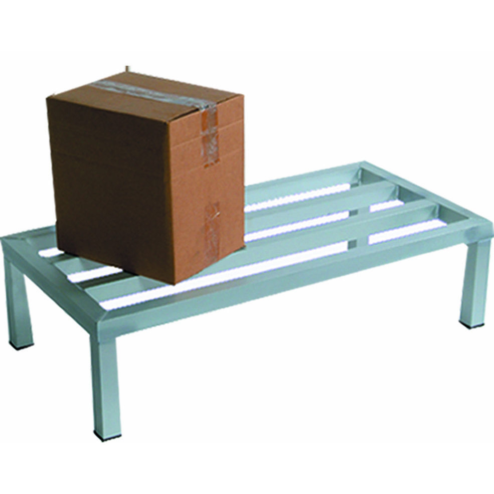 BK Resources BK-ADR-3620-8 dunnage rack, vented