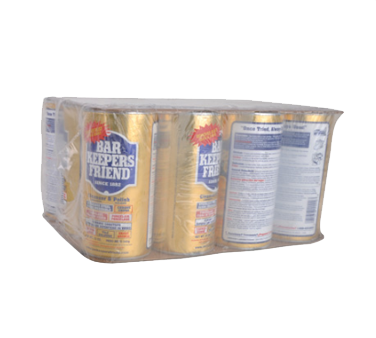 BK Resources BK-BKFCLEANER-CASE metal cleaner