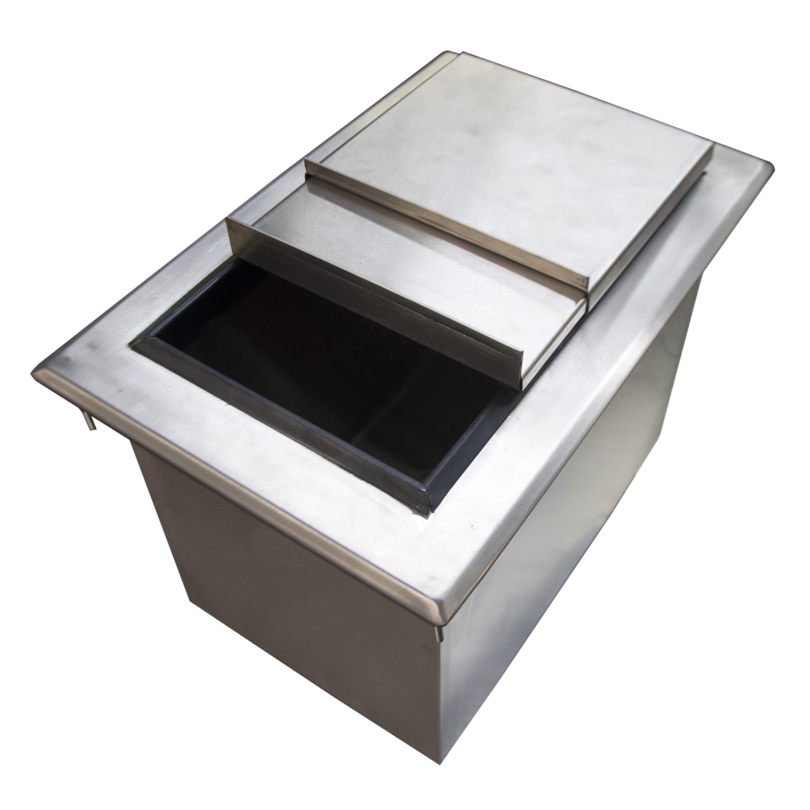 BK Resources BK-DIBL-2218 ice bin, drop-in