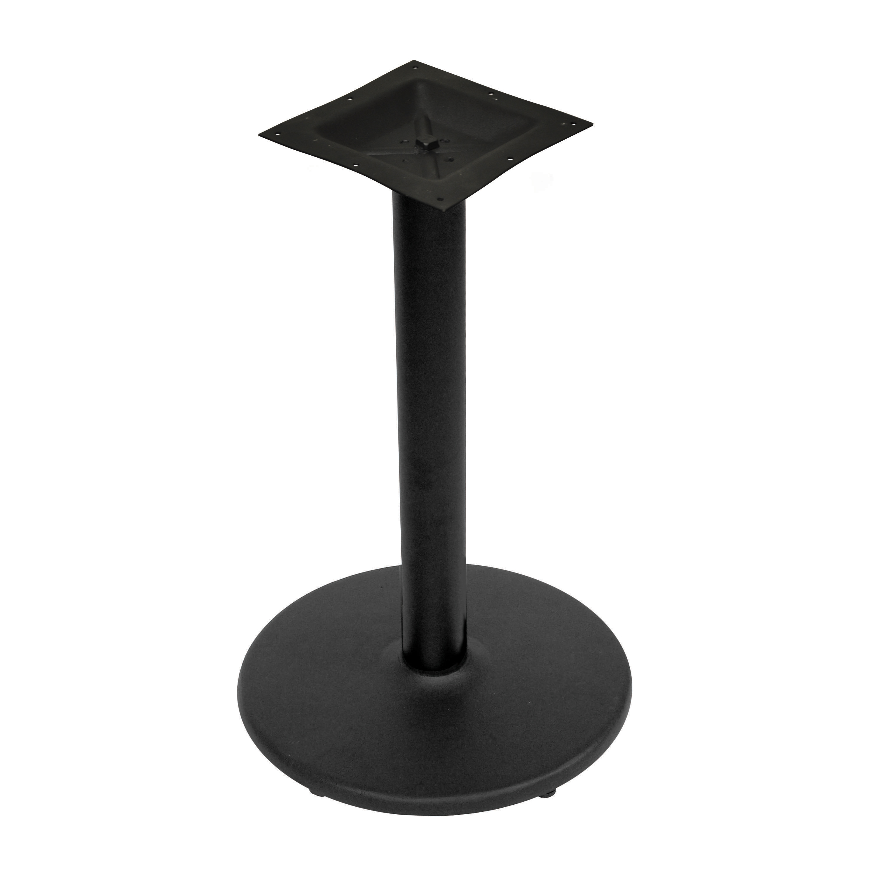 BK Resources BK-DRTB2-30 table base, metal
