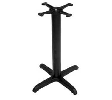 BK Resources BK-DXTB-2222 table base, metal