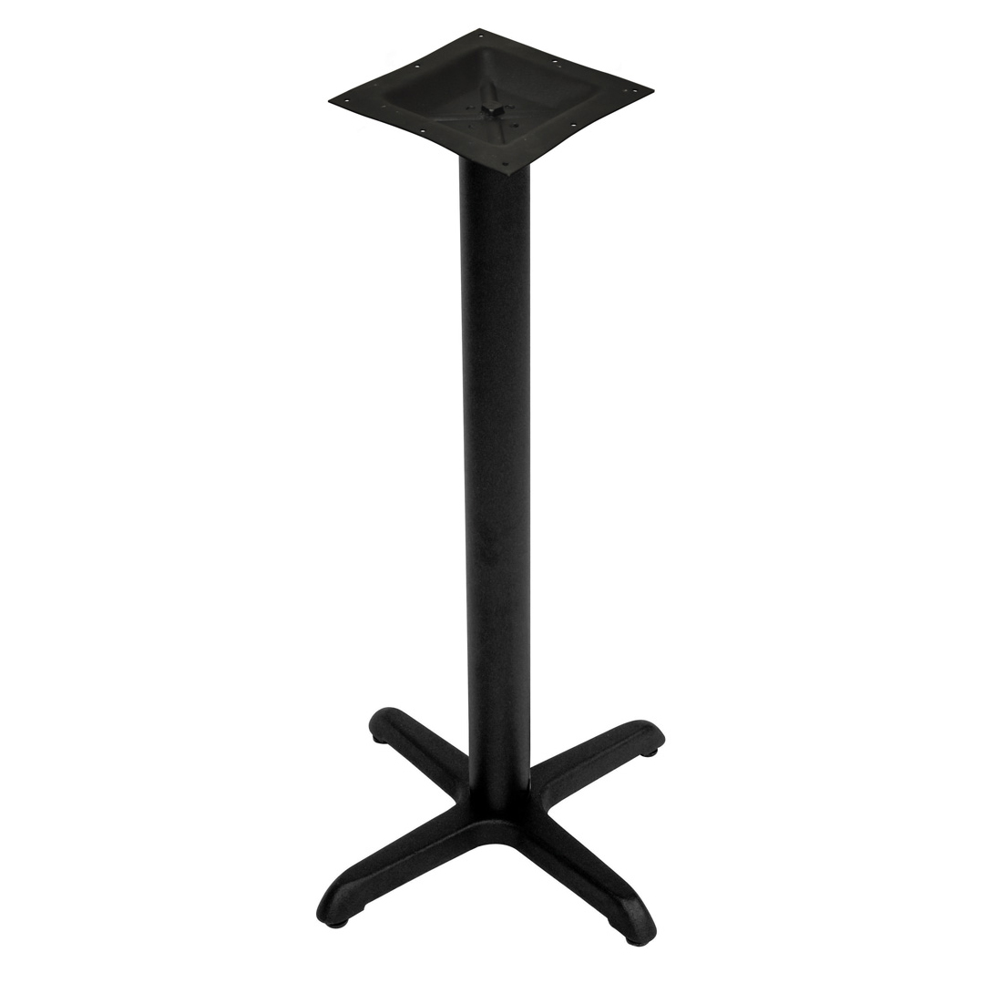 BK Resources BK-DXTB2-3030 table base, metal
