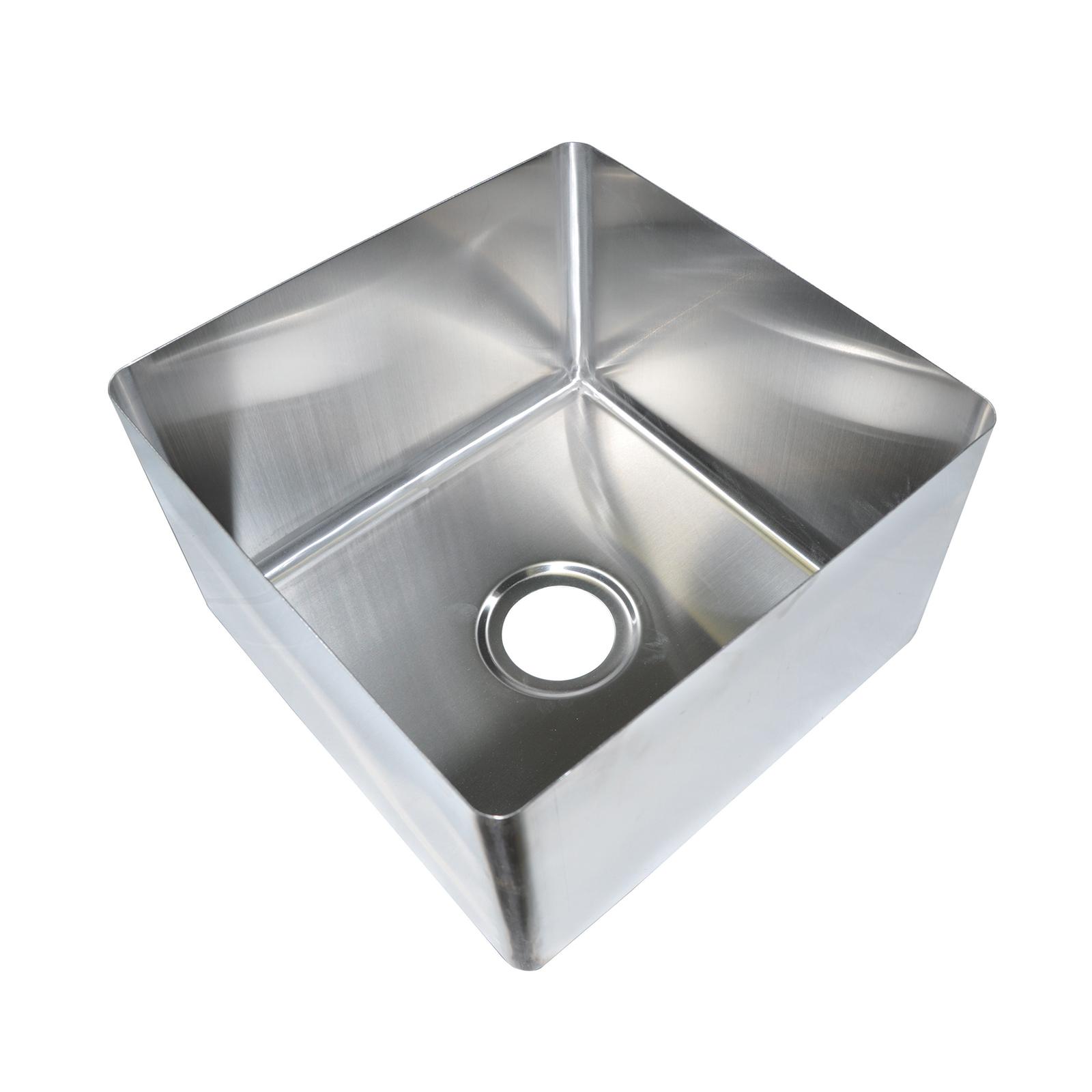BK Resources BKFB-2020-8-16 sink bowl, weld-in / undermount