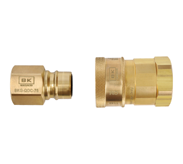 9950-14 BK Resources BKG-QDC-50 quick disconnect coupler
