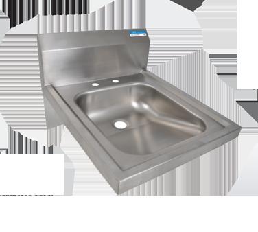 BK Resources BKHS-ADA-D sink, hand